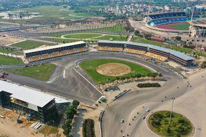 Đường đua F1 tại Hà Nội hoàn thiện, sẵn sàng cho mùa giải 2020