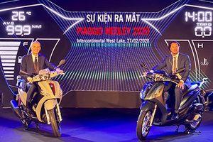 Piaggio Medley 2020 từ 75 triệu tại Việt Nam 'đấu' Honda SH
