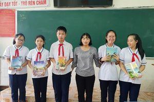 Cô giáo Oanh luôn tâm niệm học Bác để trở thành giáo viên mẫu mực