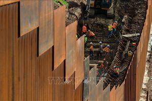 Mỹ: Phe Dân chủ trình dự luật đảo ngược quyết định sử dụng ngân sách quốc phòng để xây tường biên giới