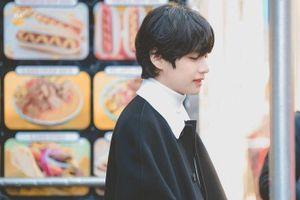V (BTS) đích thị là ông hoàng visual, đẹp hoàn mỹ 'có một không hai' của Kpop