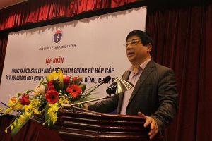 PGS.TS Lương Ngọc Khuê: Hơn 3.000 cán bộ y tế Trung Quốc bị lây nhiễm Covid-19 là bài học đắt giá