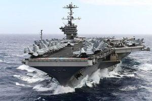 Mỹ ra lệnh cách ly tàu chiến trên Thái Bình Dương vì Covid-19
