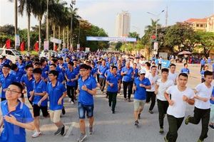 Tạm lùi thời gian tổ chức Ngày chạy OLP vì sức khỏe toàn dân năm 2020