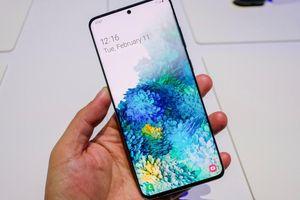 Samsung giải thích lý do Galaxy S20 ở VN không có 5G