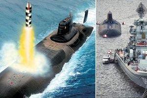 Những quái vật nguyên tử của Đô đốc Sergei Gorshkov