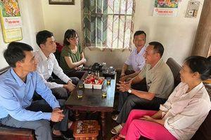 Tặng Bằng Tổ quốc ghi công cho Phó trưởng công an xã ở Thanh Hóa