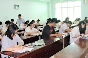 Nhiều trường lùi thời gian tổ chức thi đánh giá năng lực