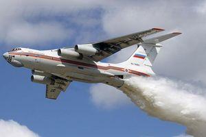 Việt Nam nên nhập biên máy bay Il-76 Nga làm vận tải cơ chiến lược?