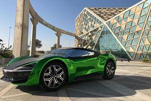 GFG Style 2030 - siêu xe Ả Rập chạy 200 km/h mọi địa hình