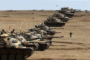 Nóng: Thổ Nhĩ Kỳ tuyên chiến với Syria, tàu chiến Nga lập tức rời cảng!