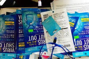 Phạt cơ sở kinh doanh bán 'thẻ đeo diệt virus'
