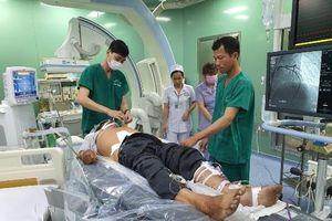 Sóc Trăng: Cứu sống bệnh nhân chỉ còn 5% hy vọng sống