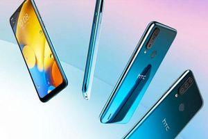 HTC ra mắt smartphone 3 camera sau, pin 4.000 mAh