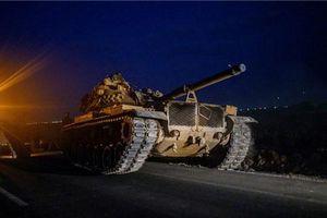 Thổ Nhĩ Kỳ quá liều lĩnh khi mang 'xe tăng cổ' vào chiến trường Syria