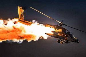 Máy bay Israel bất ngờ tấn công quân đội Syria trên cao nguyên Golan