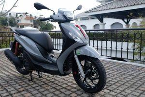 Piaggio Medley 2020 vừa ra mắt có gì để cạnh tranh với Honda SH?