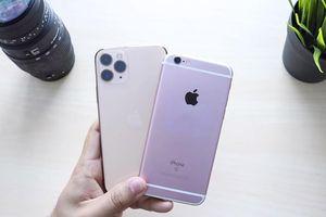 Đọ tốc độ iPhone 6s Plus và iPhone 11 Pro: Liệu phần thắng có nghiêng về chiếc iPhone 5 năm tuổi?