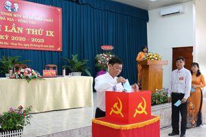 Chi bộ Xổ số kiến thiết tỉnh Bà Rịa – Vũng Tàu: Tổ chức thành công Đại hội điểm cấp cơ sở