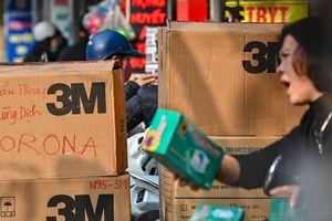 Cấm xuất khẩu khẩu trang y tế ngoài mục đích nhân đạo phòng Covid-19