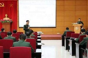 Học viện Quân y triển khai kế hoạch tổ chức diễn tập phòng, chống Covid-19