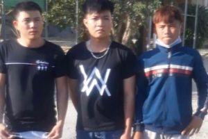 Bắt ba đối tượng ném đá xe khách ở Đồng Nai