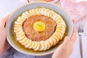 Bữa trưa không dầu mỡ với món thịt hấp khoai làm cực dễ nhưng cực ngon