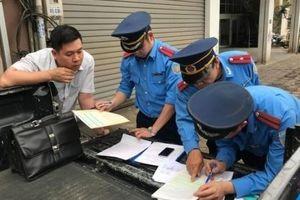 Hà Nội: Thanh tra Sở GTVT xử phạt hàng trăm phương tiện vi phạm