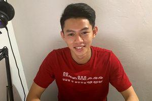Chàng trai 22 tuổi nhận Huân chương Lao động hạng Nhì, tự hào khi học cơ khí