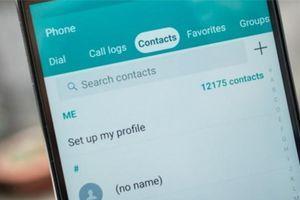 Cách khôi phục số liên lạc đã xóa khỏi Danh bạ Google