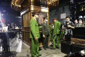Các nhà hàng, quán bar - karaoke phố cổ đóng cửa từ 0 giờ để phòng dịch COVID-19