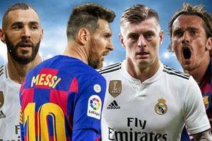 Đội hình kết hợp giữa Real và Barca trong trận 'Siêu kinh điển' khiến nhiều người 'ngỡ ngàng'