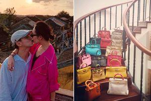 Hé lộ khối tài sản 'khủng' của bạn gái MC Quang Bảo: Nhìn bộ sưu tập túi xách thôi cũng đủ biết 'đại gia cỡ bự'