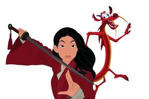 Tại sao Mushu - con rồng lầy lội không xuất hiện trong bản live-action của 'Mulan'?