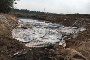 Đổ trộm, chôn lấp rác thải trái phép tại Hải Dương: Doanh nghiệp có vô can?