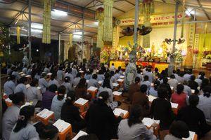 Thảo luận in sách 'Lịch sử Phật giáo Nghệ An'