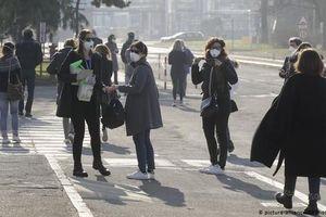 Italy thêm 4 ca tử vong do SARS-CoV-2, tổng số ca nhiễm tăng lên 888