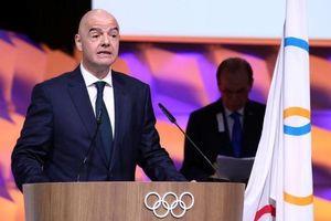 Chủ tịch FIFA: Có thể hoãn bóng đá quốc tế tránh Covid-19