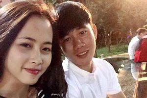 Minh Vương đăng ảnh với bạn gái cũ vào ngày 29/2