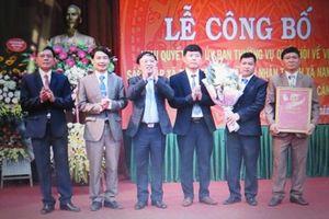 Phú Xuyên sáp nhập xã Thụy Phú và Văn Nhân thành xã Nam Tiến