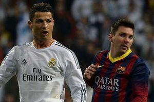 Messi vô hại trước Real sau khi Ronaldo sang Juventus