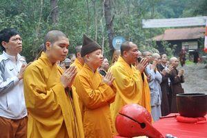 Quảng Ninh : Khởi công xây Am Dược, di tích thời Trần