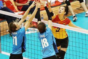 Hoãn tổ chức Cúp bóng chuyền nữ quốc tế VTV9 Bình Điền