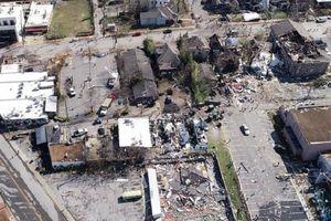 Lốc xoáy khủng khiếp ở Mỹ, 25 người chết, nhiều người mất tích