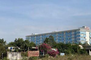 Ngang nhiên vẽ dự án 'ma' ngay cạnh UBND huyện Bình Chánh