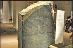 Bí mật khó giải phiến đá nổi tiếng nhất thế giới cổ đại