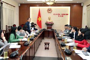 ASEAN Việt Nam 2020: Phiên họp Tiểu ban Tuyên truyền - An ninh - Y tế phân công nhiệm vụ cho các thành viên