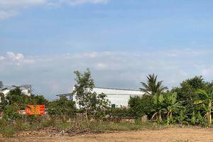 Vẽ dự án 'ma' ngay cạnh UBND huyện Bình Chánh
