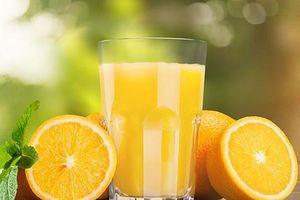 Phát hiện mới về sự liên quan giữa nước cam và bệnh tiểu đường
