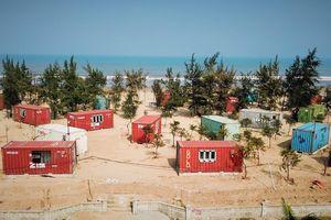 Phạt doanh nghiệp đặt 130 container trong rừng phòng hộ